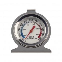 Termometru alimentar pentru cuptor, analogic, metalic